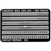 "Circuit Technology Circuit Frame, BGA Pads 025""/035"""