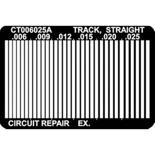 "Circuit Technology Circuit Conductor Tracks 006""/025"""