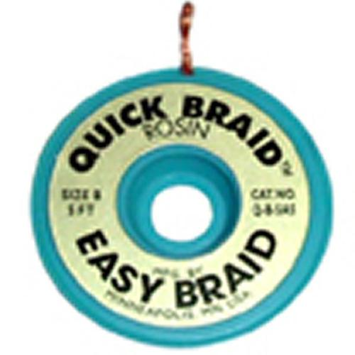 Q-B-5AS - Desoldering Braid - Quick Braid - 1.27mm - 1.5m
