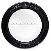 "Bausch & Lomb Measuring Scale Inch, 3/4"" in 005"" Intervals"