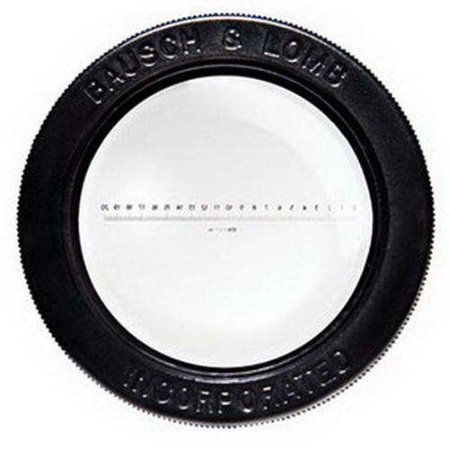 Bausch & Lomb Measuring Scale Metric, 20mm in 0.1mm Interval