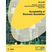 Manuale IPC-A-610G-EN Acceptability of Electronic Assemblies